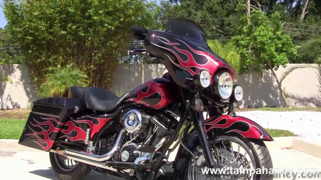 1992 Harley Davidson Electra Glide - Used motorcycles for sale