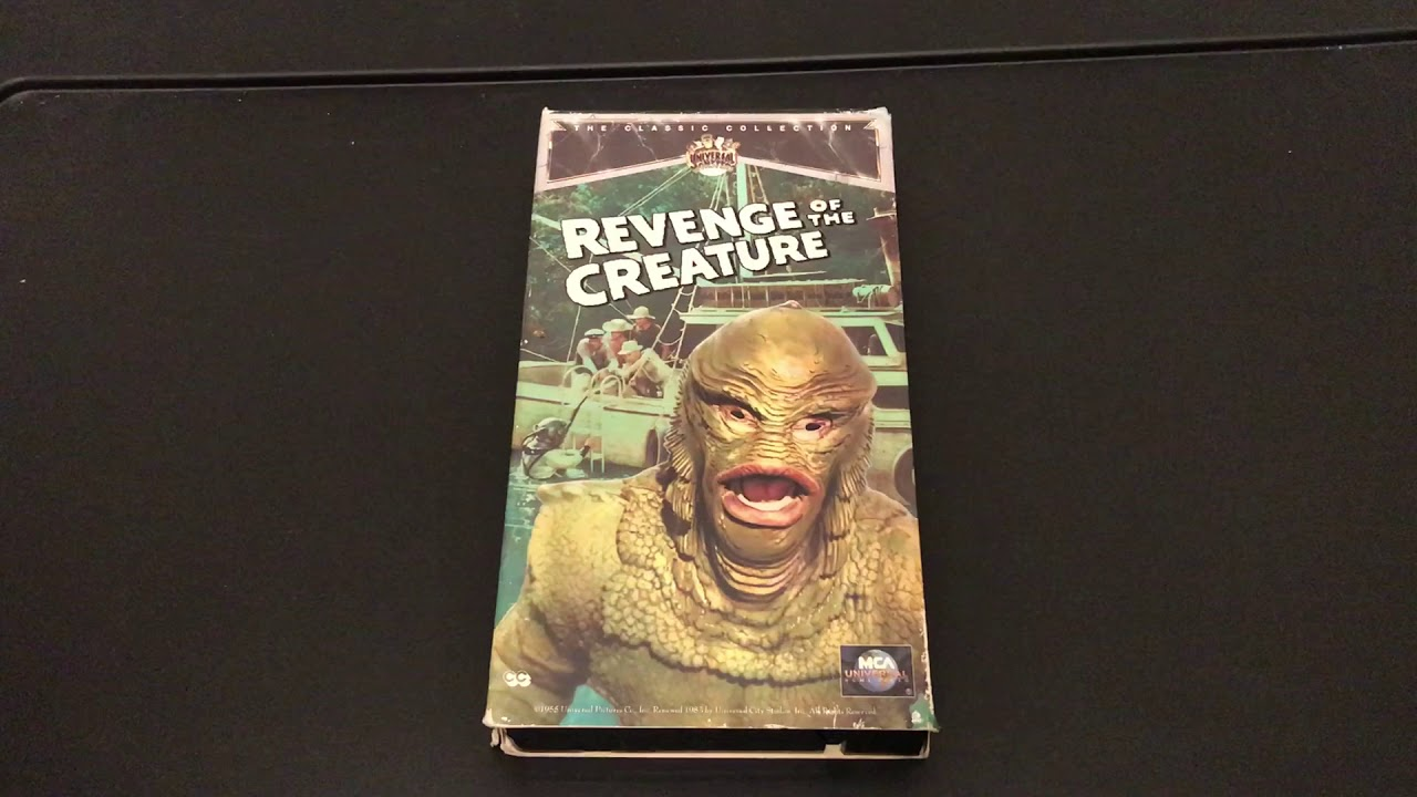 Download Revenge Of The Creature(VHS)
