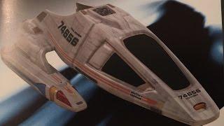 Star Trek Starships Collection Type 9 Shuttlecraft - Cochrane Issue 4 Review