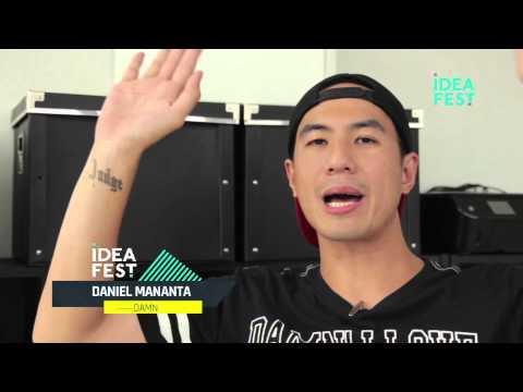 Daniel Mananta | DAMN! I LOVE INDONESIA: 'Meng-Indonesia' dengan Perspektif Global