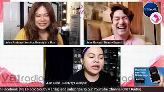 Beauty In a Box with Aliya Ambray | Special Guests Jake Galvez & Julia Fresh