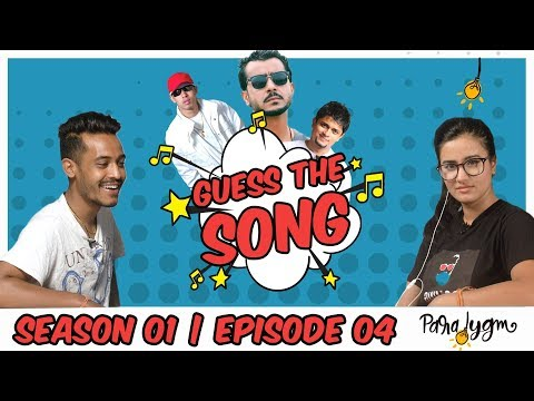 | GUESS THE SONG | Old Nepali Hip-hop Songs | Season 1 Episode 4