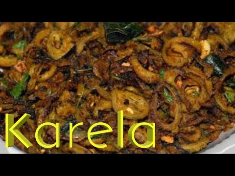 Karela Recipe/ Karela Pyaz ki Sabji Recipe with 1 million + views