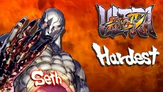 Ultra Street Fighter IV - Seth Arcade Mode (HARDEST)