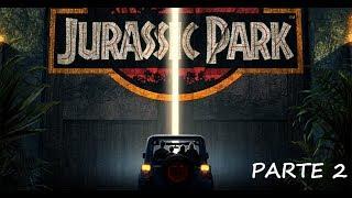 Jurassic Park - Detonado - Parte 2 - Apareceu o T-Rex
