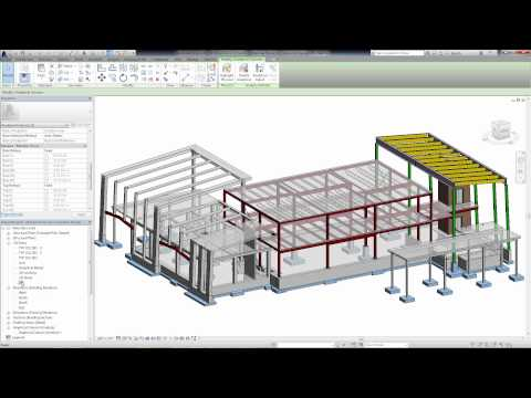 Revit 2016 - Member Forces for Connection Design