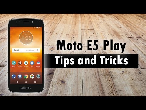 moto-e5-play-tips-and-tricks
