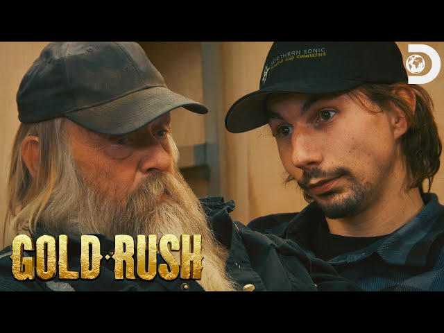 Parker Makes a Deal with Tony | Gold Rush