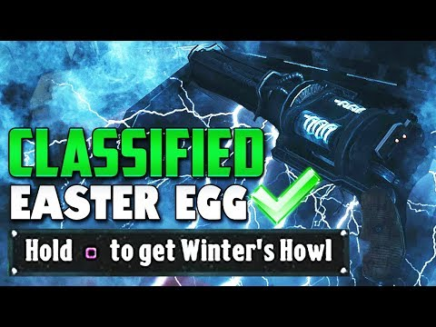 CLASSIFIED EASTER EGG COMPLETE TUTORIAL - (Black Ops 4 Zombies \'CLASSIFIED\' Easter Egg)