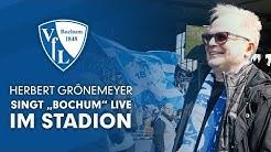 """Herbert Grönemeyer singt """"Bochum"""" live im Stadion"""