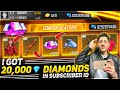 Buying   Diamonds New M Skin In My Subscriber Id Crying Moment Garena Free Fire  Mp3 - Mp4 Download