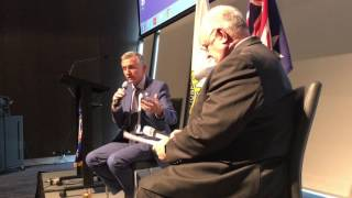 Bruce McAvaney OAM - An Interview Top 10 Video