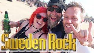 SWEDEN ROCK FESTIVAL 2018 - Compilation