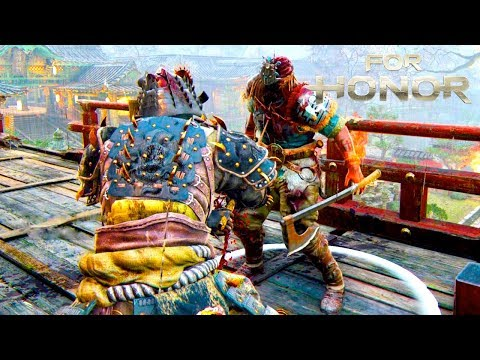 EPIC mix of Multi Deflects + Parries! Orochi Duels Ep.#357 [For Honor]
