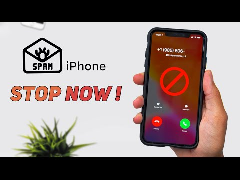 How To Use Hiya App | Stop Unwanted Calls FREE!  - App Of The Week