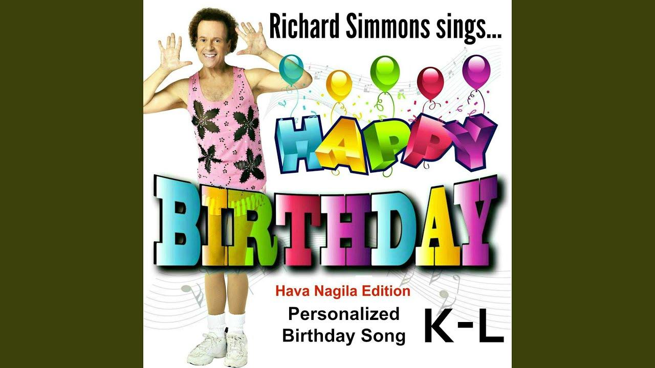 Happy Birthday Kim