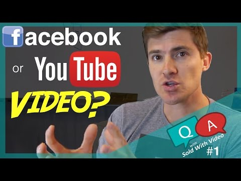 Facebook Video vs YouTube Video - Which Platform Is Better?