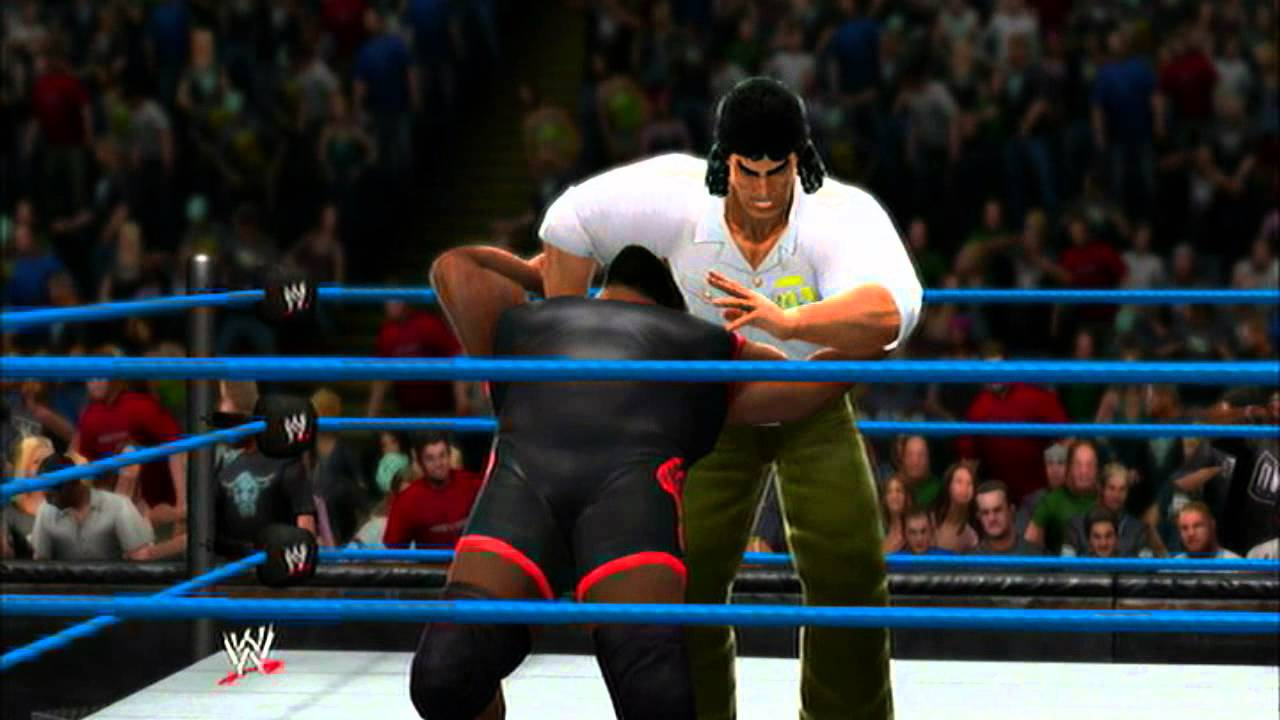 Stelio Kontos From American Dad In Wwe 13 Youtube