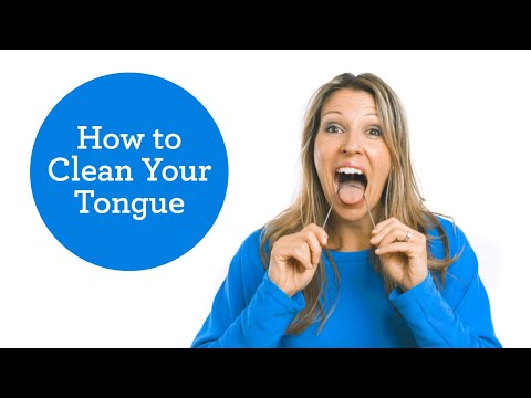 How to Clean Your Tongue | Benefits of Tongue Scraping