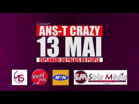 CONCERT ANS-T CRAZY | 13 MAI 2018 | FULL HD