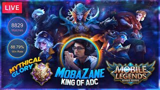 5 Man BTK Ranking | Global Marksman | Mobile Legends | MobaZane