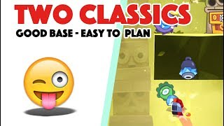 King of Thieves - Base 117 two classic traps combined