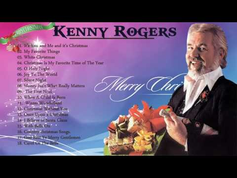 Kenny Rogers Christmas Songs - Kenny Rogers Christmas Album Playlist