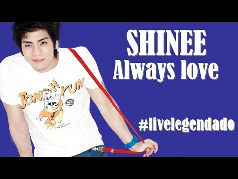 [Live]SHINee - Always Love [PT-BR]