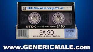80s New Wave / Alternative Songs Mixtape Volume 42