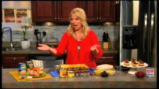 Jeanne Benedict, Host Of Diy Network's Weekend, Shares Some Tips To Get Cooking With Cans