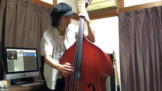BUILT FOR SPEED / STRAY CATS (LEE ROCKER)【DOUBLEBASS COVER】