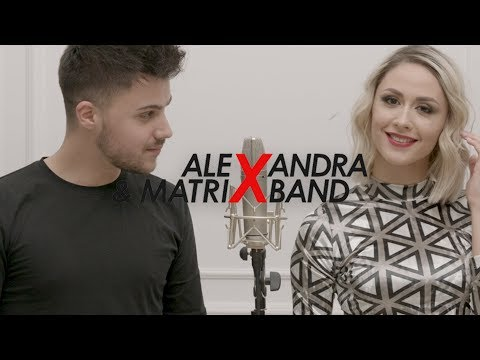 Maya Berovic - Neka Stvar - (Mashup) - Alexandra & Matrix Band vs Marin