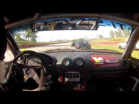 2014 SCCA Super Tour Majors at Mid Ohio - Spec Miata