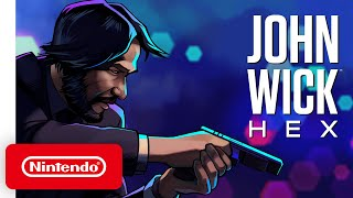 Upcoming Games | John Wick: HEX Trailer