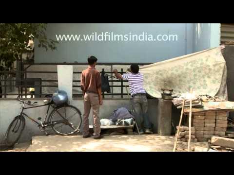 Ironman : Odd Jobs In India