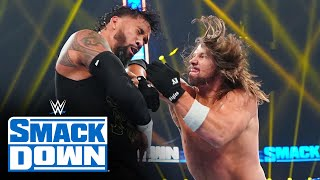 Jey Uso vs. AJ Styles: SmackDown, Oct. 2, 2020