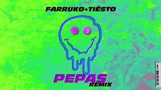 Farruko & Tiësto - Pepas (Tiësto Remix)