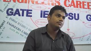 Mock Interview (M.Tech, IIT-Kanpur) by Sanjeev - Engineers Career Point