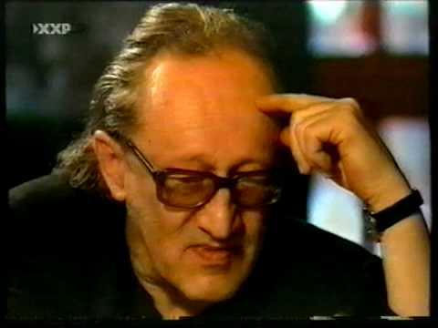 HEINER MÜLLER Interview 1989