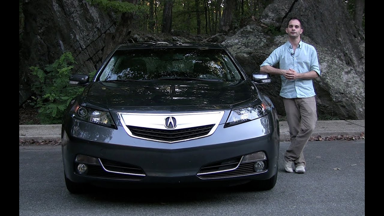 2012 acura tl test drive car review roadflytv with ross rapoport