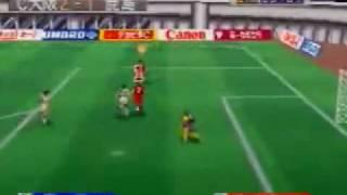 J. League Go Go Goal! [Sega Saturn]