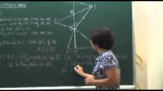 Toán 7. Các trường hợp bằng nhau của tam giác (Phần 4)