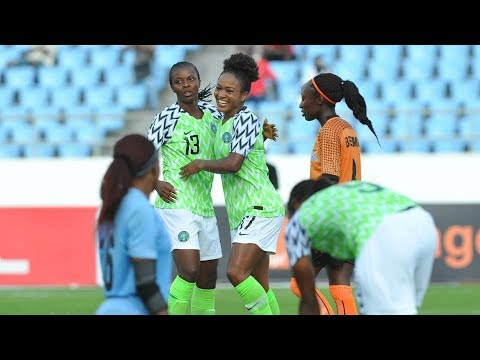 Nigeria wins 2018 Women's African Cup of Nations | Being Nigerian