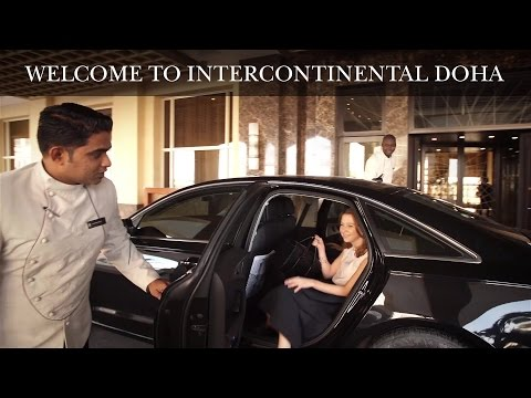 Welcome to InterContinental Doha