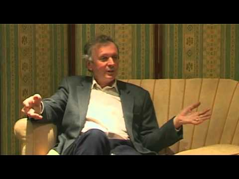 Rupert Sheldrake - Morphic Fields and Cosmic Consciousness