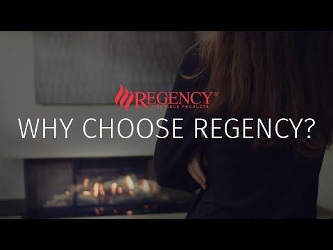 Why Choose A Regency Fireplace