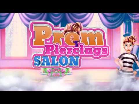Prom Piercing Salon iOS/Android Gameplay Trailer By GameiMax
