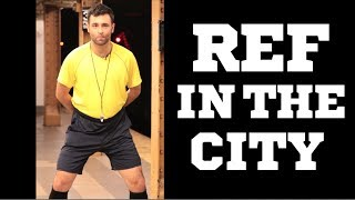 Yoni Lotan: Ref In The City - New York