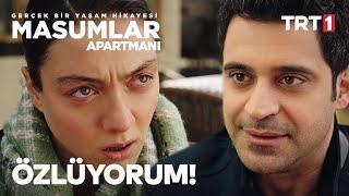 Esat'tan Aşk İtirafı ! | Masumlar Apartmanı 30. Bölüm