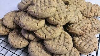 Prize-Winning Peanut Butter Cookie Recipe